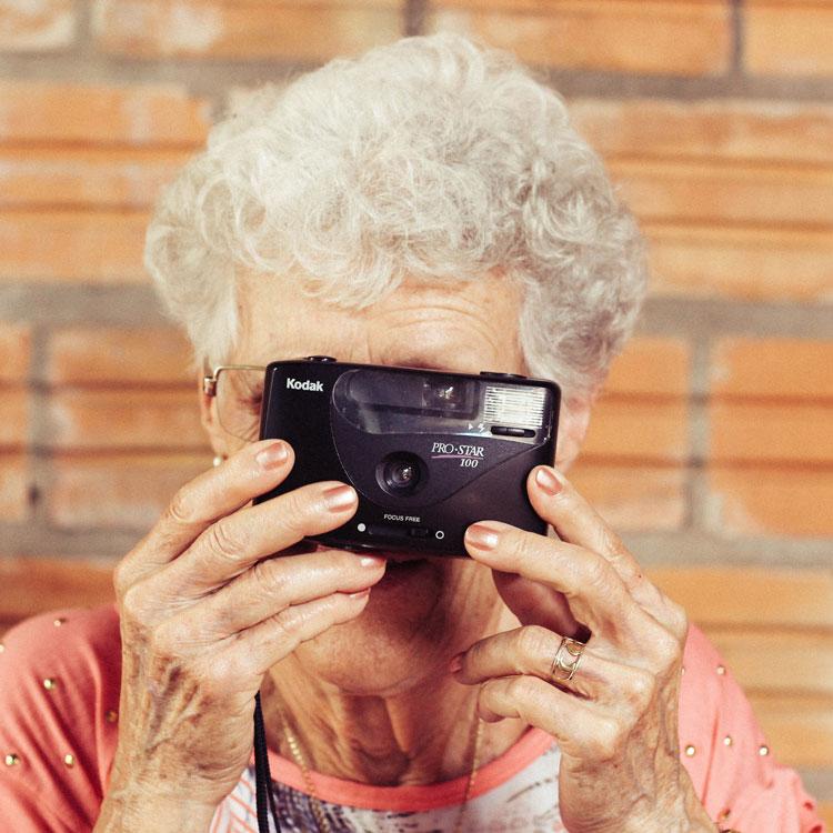 わたしの祖母