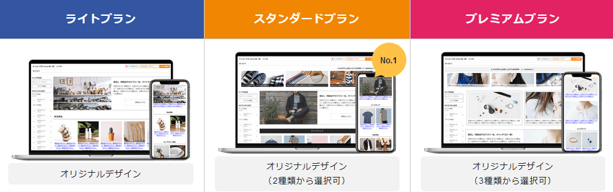 KPOINTが提供する「ヤフーショップデザイン制作プラン」